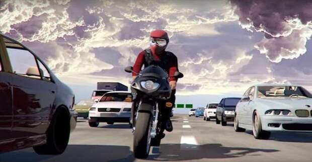 Примеры «опасного вождения» показали в интернете