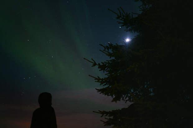 Притягательная красота северной Швеции