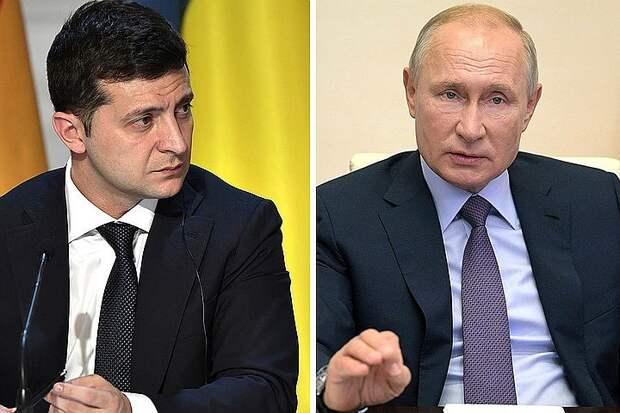 Последние новости на утро 21 апреля 2021: Зеленский предложил Путину встретиться в Донбассе