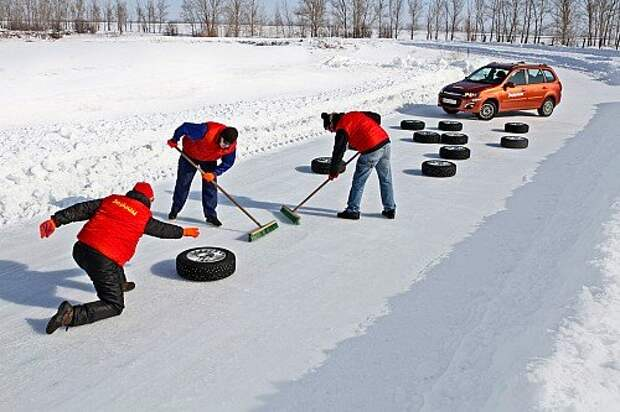 Супертест 18 комплектов зимних шин: въезжаем в зиму