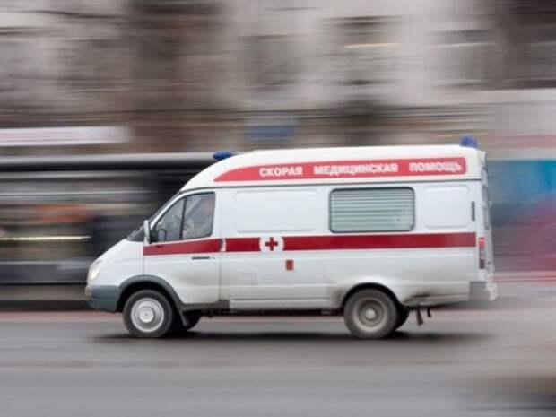 В крымской столице прямо на улице умер мужчина