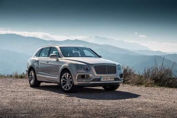Муки выбора и ода скорости: в Bentley рассказали о новых кроссоверах