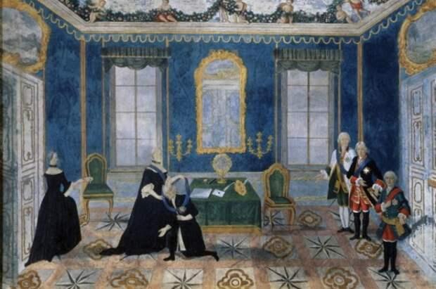 Кардинал императрицы Елизаветы. Жизнь и приключения канцлера Бестужева