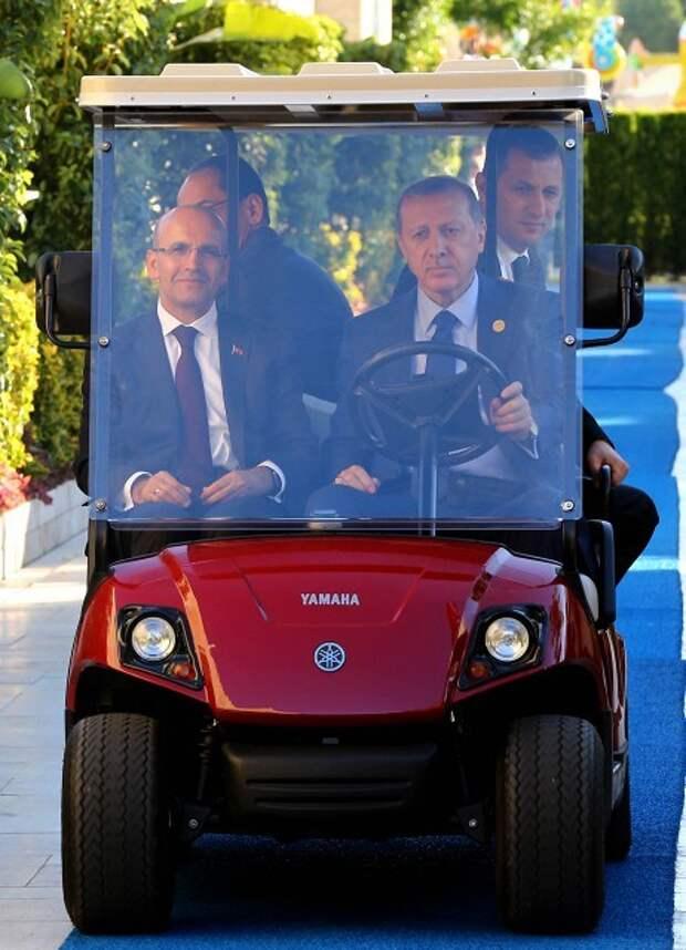 Лучшие фотографии с саммита G20 в Анталье
