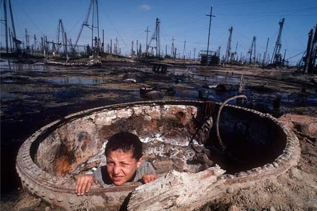 Конференция по климату в Париже: красноречивые фотографии, посвященные изменению климата