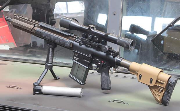 Самые мощные винтовки мира