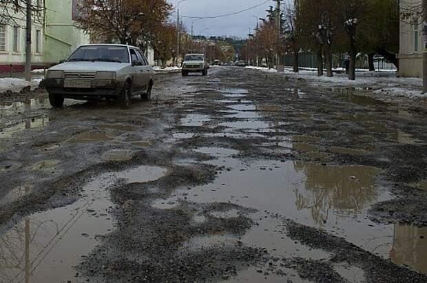 ОНФ выявил города с самой высокой смертностью на дорогах