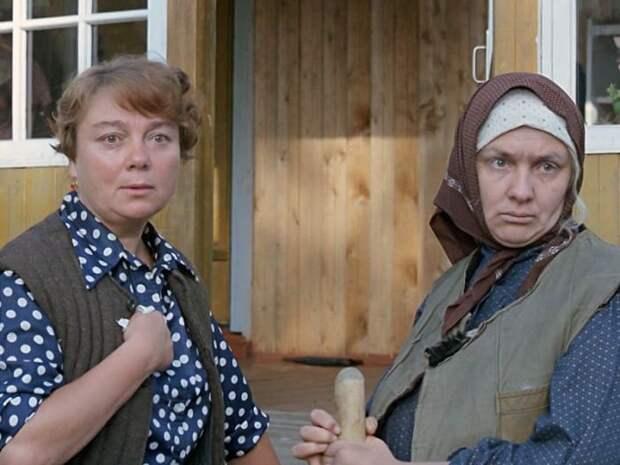 Кадр из фильма *Любовь и голуби*, 1982 | Фото: tvc.ru