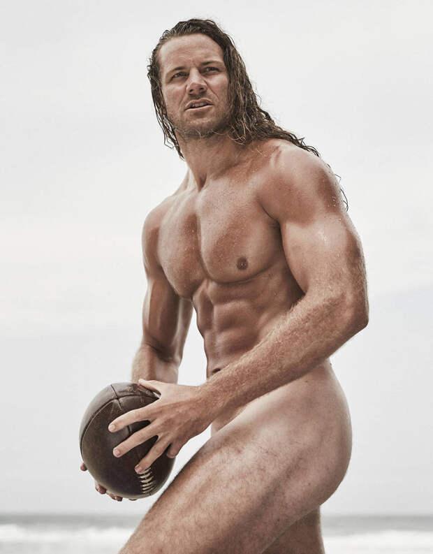 Как выглядят знаменитые спортсмены без одежды