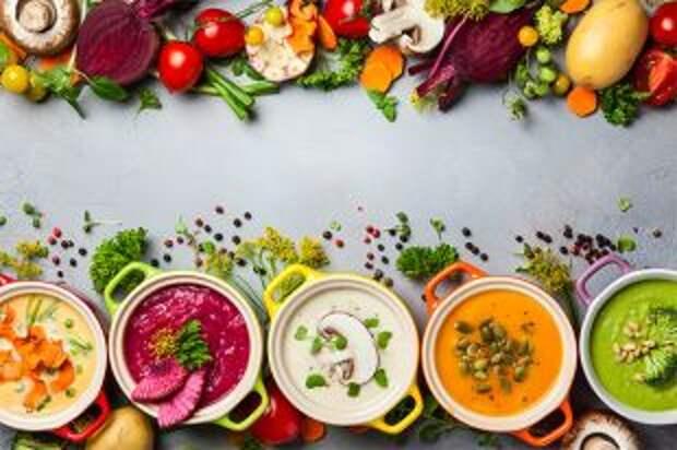 Согревающие крем-супы для зимы. Шесть простых рецептов