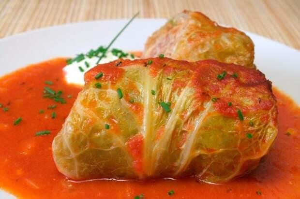 Самое вкусное блюдо из капусты