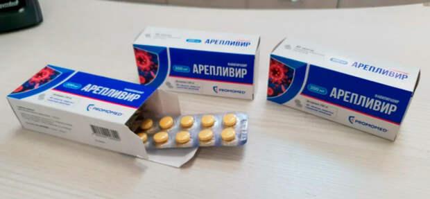 Коронавирус. Лекарства для тех, кто проходит лечение на дому