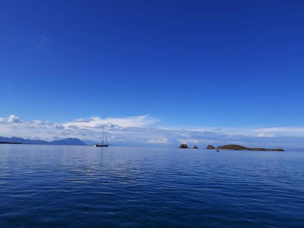 Эгейское море. Путешествия дикарем по Турции