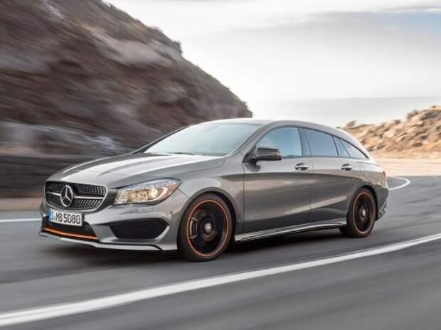 В Венгрии началось производство Mercedes-Benz CLA Shooting Brake