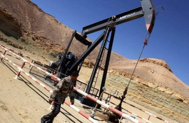 Ливия намерена поднять добычу нефти до 1,4 млн баррелей в сутки