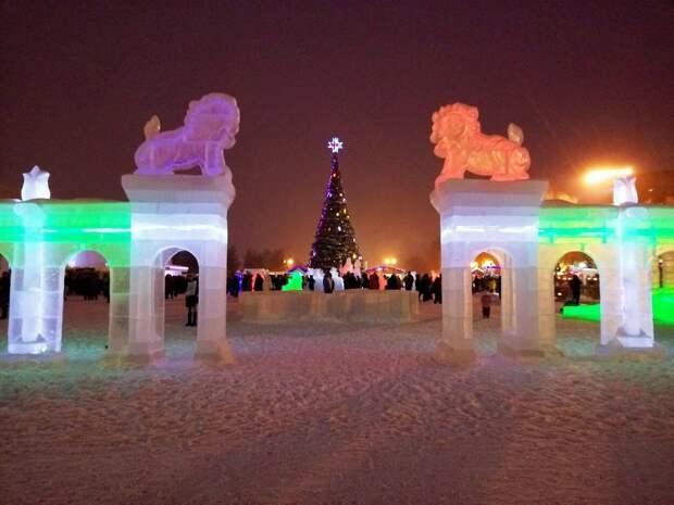 Глава Ижевска рассказал о проведении массовых мероприятий в новогодние праздники