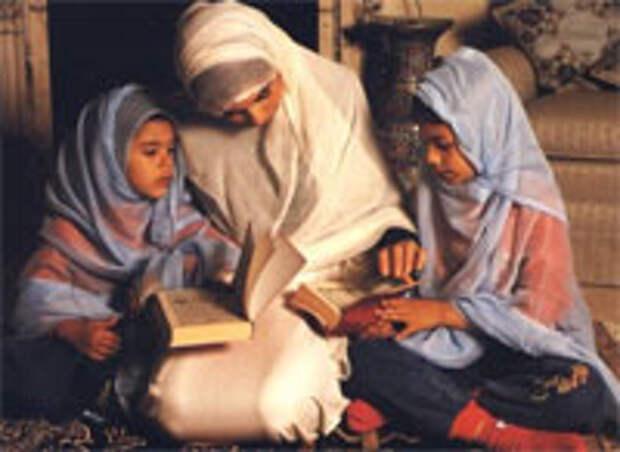 Реклама в хиджабе