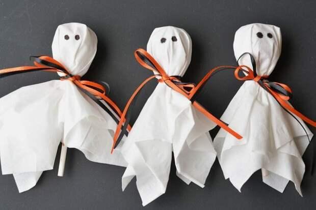 Сюрприз к Хэллоуину (Diy)