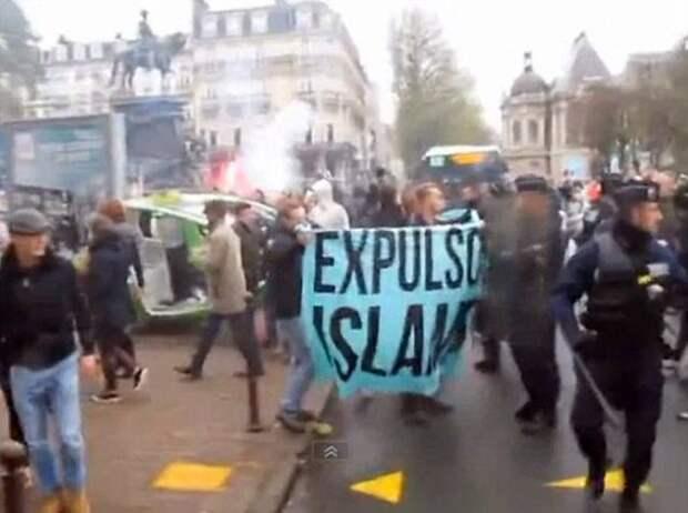 Новый Регион: Американские и бельгийские политики готовы закрыть мечети, французы и немцы призывают к ''взаимопониманию''