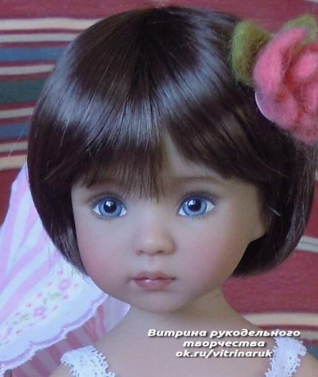"""""""Живые"""" куклы ручной работы. Хочется бесконечно долго смотреть на эту милоту!"""
