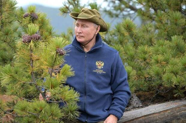 Большая стратегия Путина: краткая история возрождения России