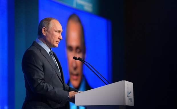 ПУТИН: В РОССИИ СОЗДАЛИ КРЫЛАТУЮ РАКЕТУ С ЯДЕРНОЙ СИЛОВОЙ УСТАНОВКОЙ