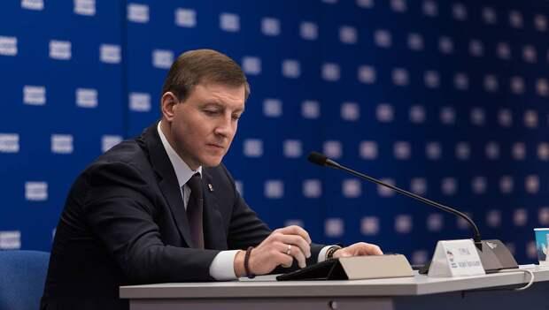 Турчак: «Единая Россия» добьется снижения цен на продукты