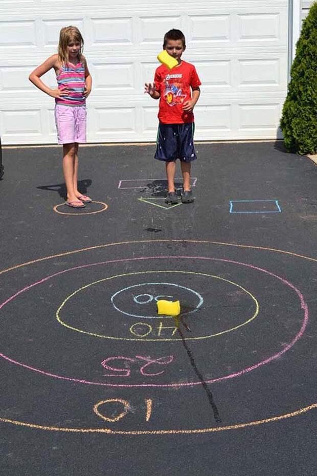 cheapideas03 25 недорогих способов занять ваших детей на всё лето