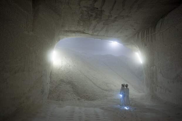 Хранилище соли