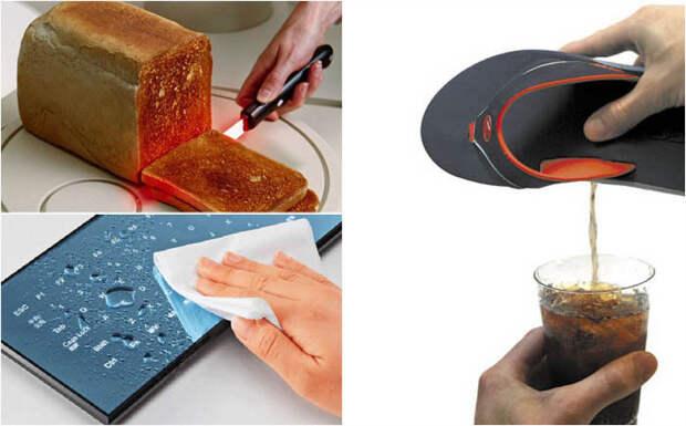 Любопытные изобретения, полезные вбыту