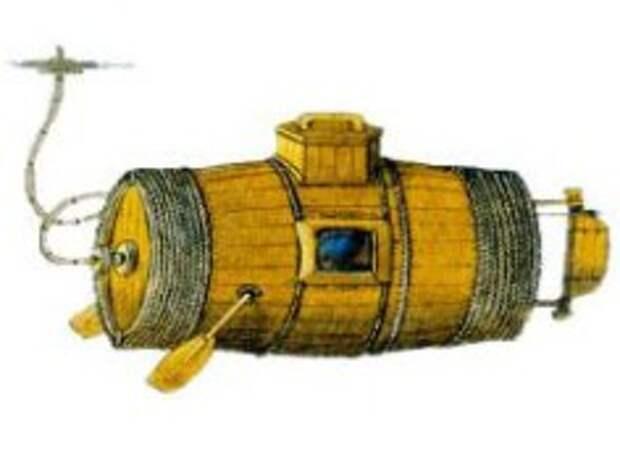 Проект «Потаенное судно», Ефима Никонова 1718 г.