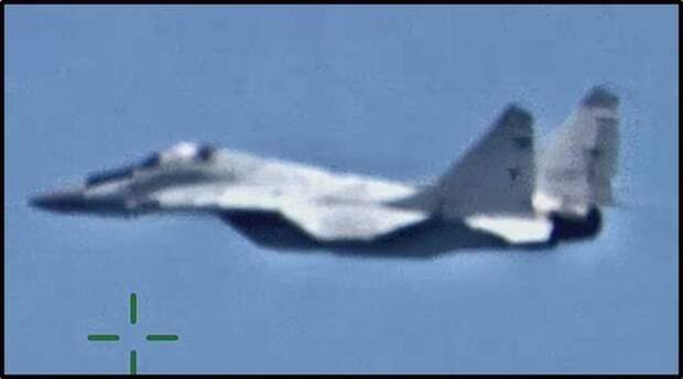 Российские МиГ-29 прорвали ПВО и напугали турецких военных в Ливии
