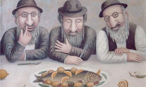 35 прекрасных еврейских пословиц. Не в бровь, а в глаз)))