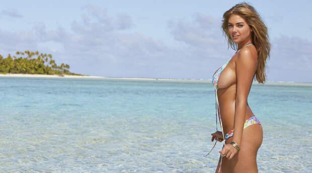 Кейт Аптон: природная красота девушки с юга