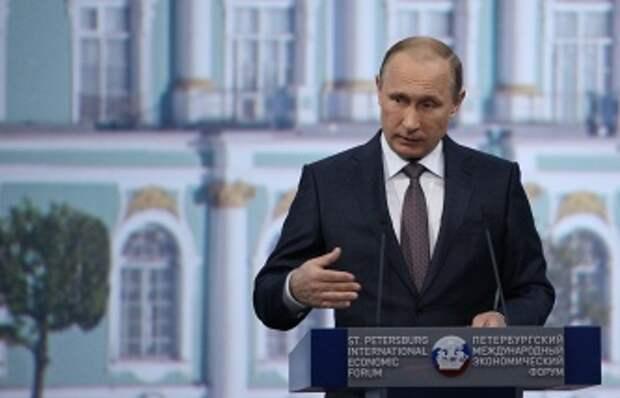 Путин подтвердил сверхзадачу правительству; министры говорят, что выполнят