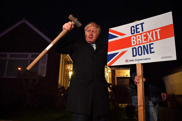 Великобритания вне ЕС: одна нога здесь, другая там