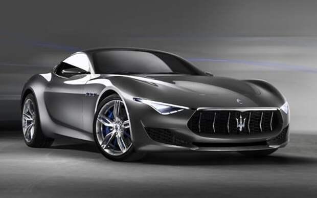Maserati поборется с Теслой после ухода Маркионне