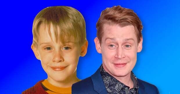 7 детей-актеров, которые были милыми, но выросли некрасивыми