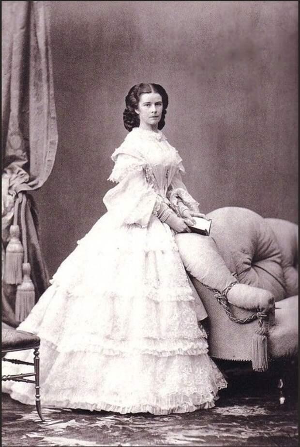 Елизавета Баварская, императрица Австро - Венгрии