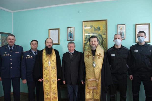 Первое фото Ефремова вбелгородском СИЗО появилось вСети