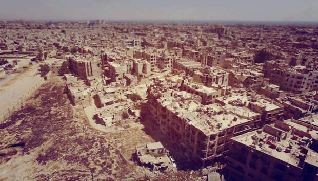 Сирия сегодня. За кадром