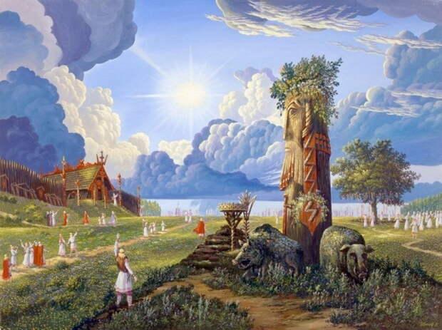 2. Банный обряд. древние славяне, история, обряды