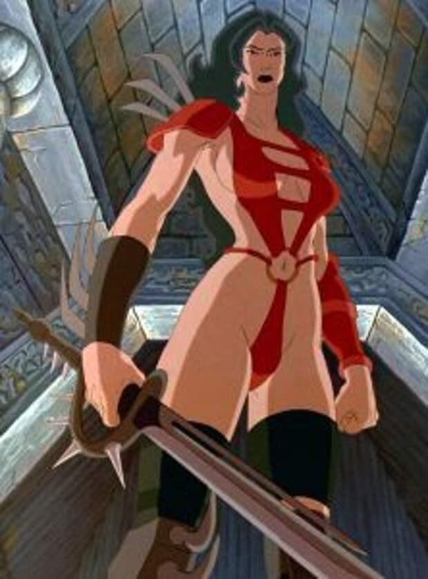 Сексуальные героини мультфильмов: Топ-10