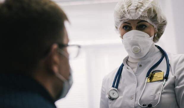 Вбольницах Оренбуржья стало меньше тяжелых больных скоронавирусом