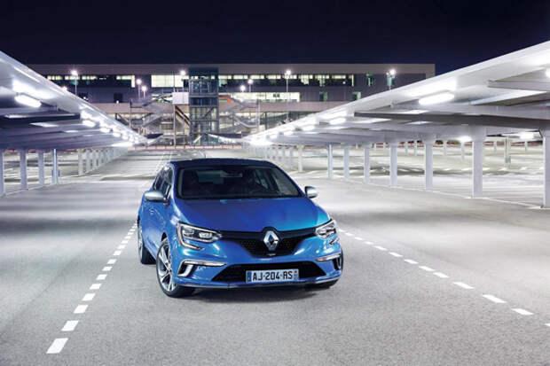 Дизельный гибридный Renault Megane Hybrid с двигателем dCi утвержден для 2017 года