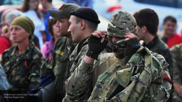 Коронавирус стал новой проблемой украинской армии - в ВСУ уже 28 заболевших