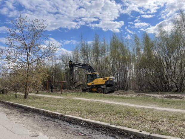 Пляж и велодорожка появятся на озере Сортировочное Нижнего Новгорода в рамках нацпроекта