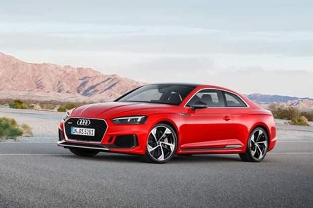 5 миллионов с мелочью: объявлены цены на Audi RS 5 Coupe
