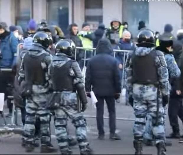 Участники протестов против самоизоляции во Владикавказе получили реальные сроки