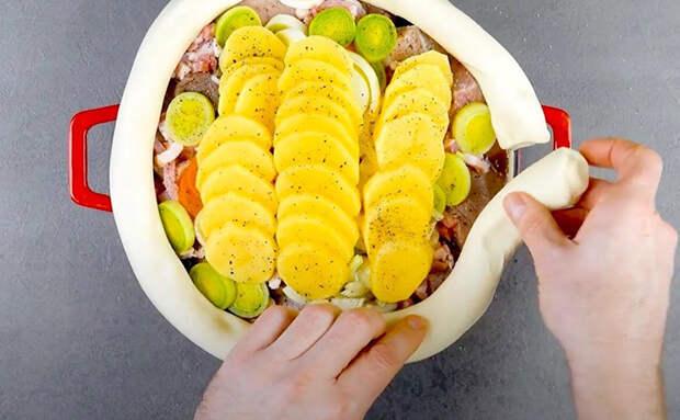 Рагу из трех видов мяса: маринуем ночь, а потом медленно готовим, чтобы таяло во рту